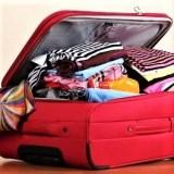 luggage packing