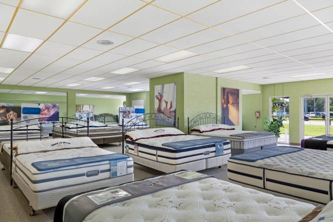 Not All Mattress S Are Created Equal And Land Of Sleep Stands Above The Compeion In Sarasota They Provide Excellent Customer Service