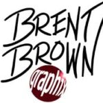 the Brent Brown GRAPHICs web site that focuses on Illustration, Caricatures and Graphic Design