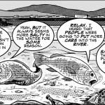 """""""Icky Leaks"""" cartoon ©2018 - Brent Brown"""