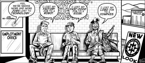 """Off-Kilter"" cartoon ©2018 - Brent Brown"
