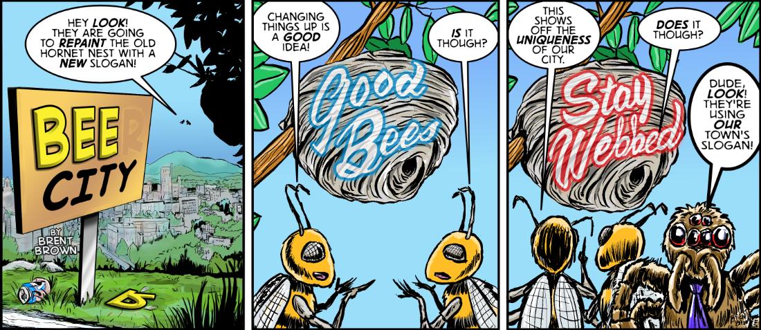 A Hornets' Nest