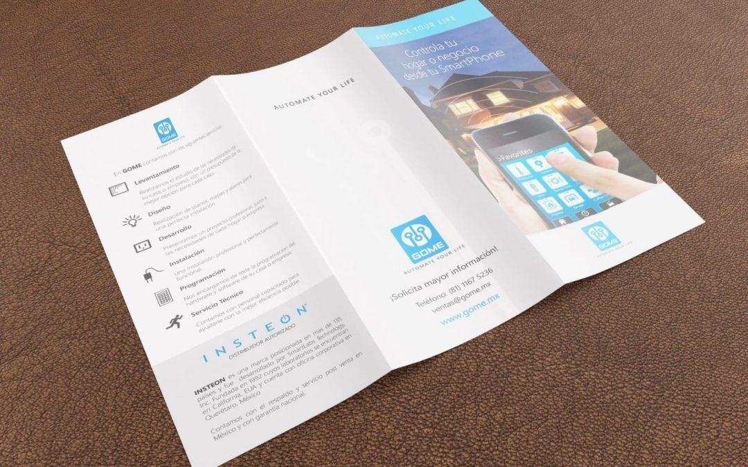 ¿Qué es un folleto y cuál es su función?