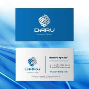 tarjetas de presentacion_darv