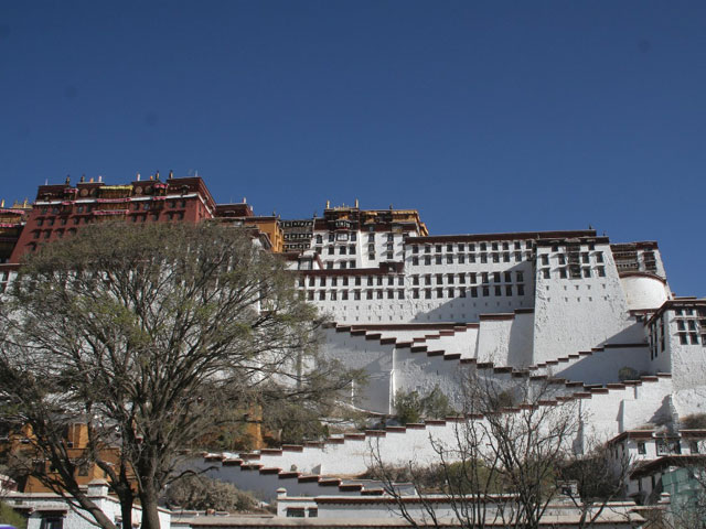 ... and in Tibetan Buddhism is regarded as the holiest centre in Tibet