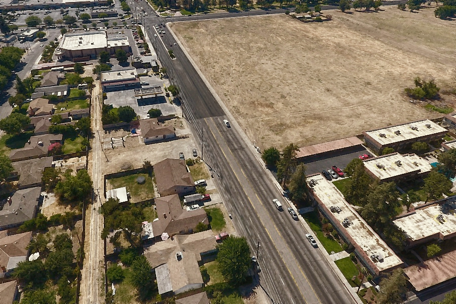 City of Turlock Monte Vista Road Right-of-Way Survey