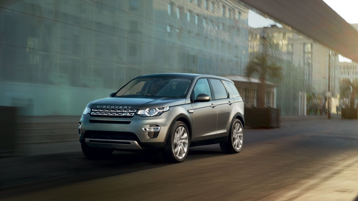 hight resolution of discovery sport eu6