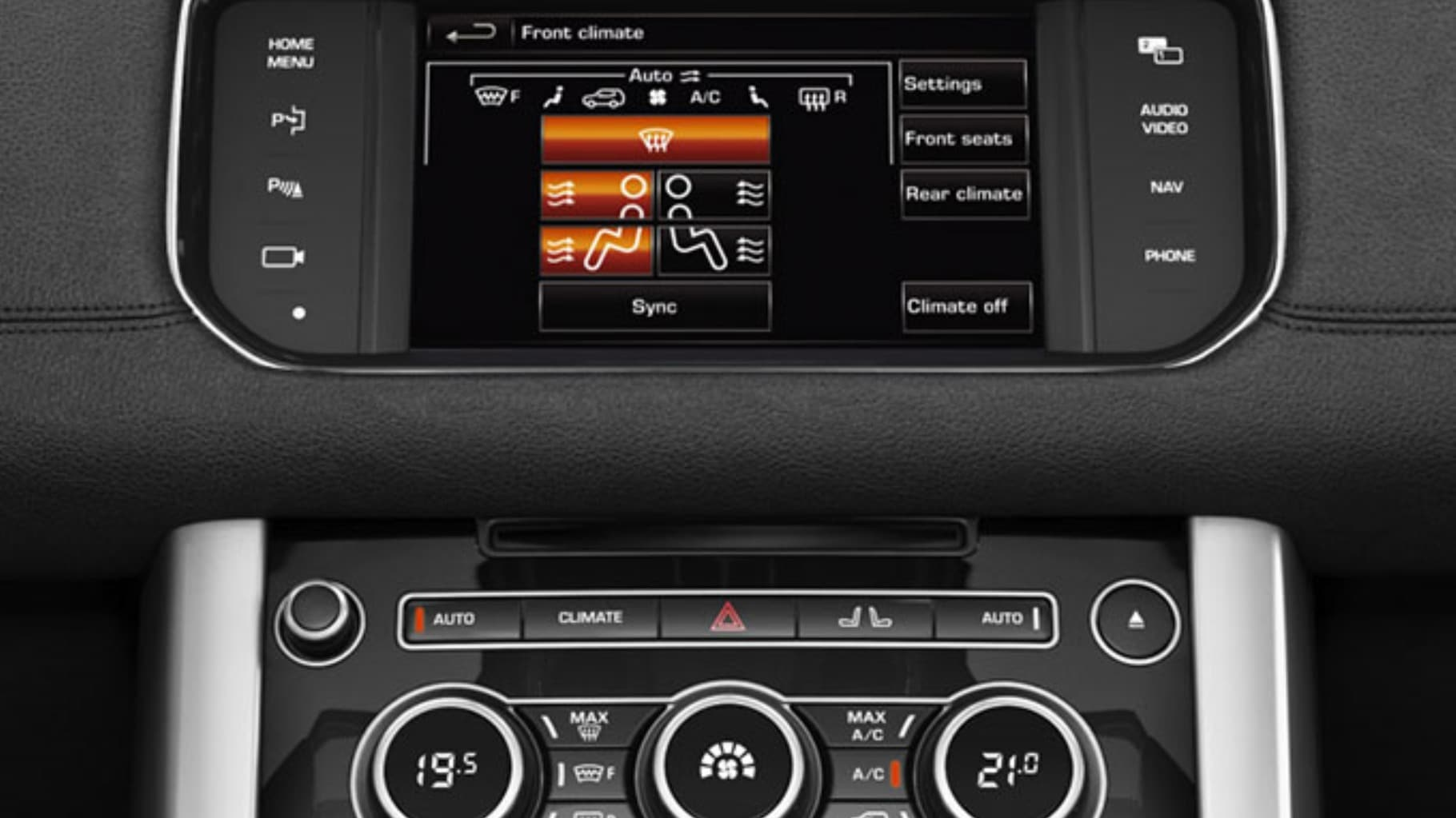 Comfort and Convenience  Video Gallery  Land Rover