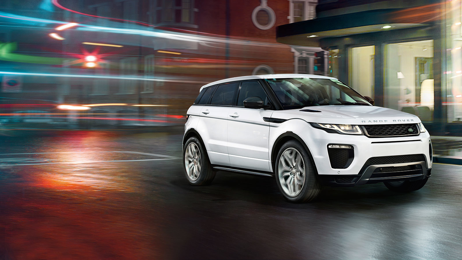 7 reasons to try the 2017 range rover evoque [ 1600 x 900 Pixel ]