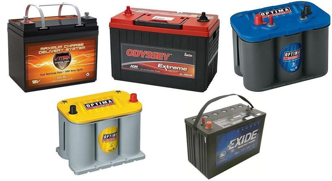 Best Deep Cycle Marine Battery Reviews