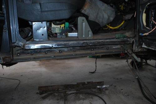 small resolution of range rover classic sill repair drivers side land rover blogger rh landroverblogger com range rover classic