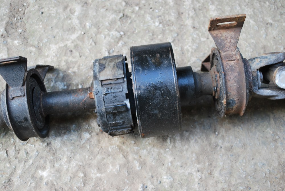 medium resolution of freelander removal of viscous coupling unit vcu and prop shaft