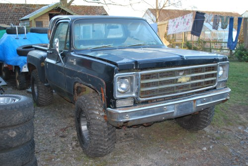 small resolution of chevy step side k10
