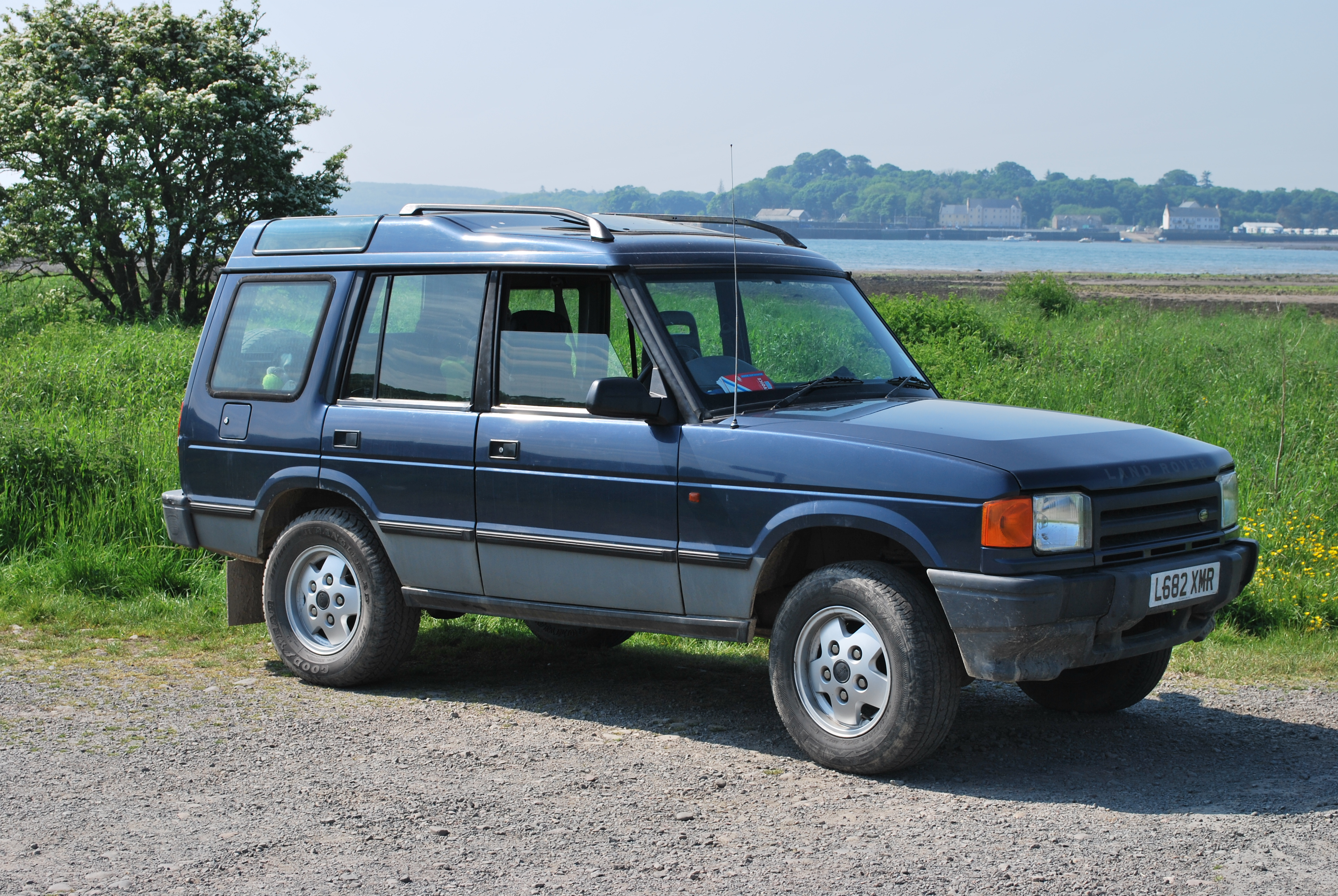 Land Rover Discovery 1994
