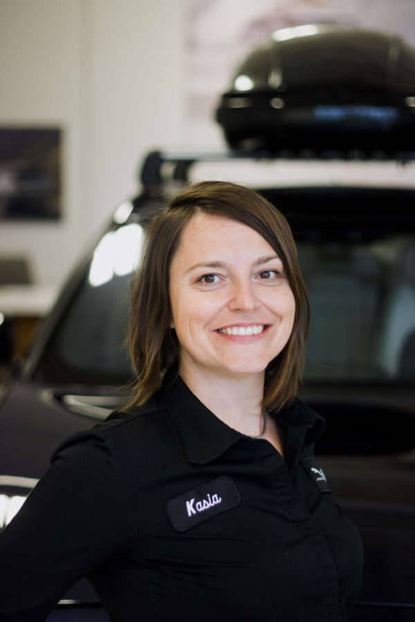 Kasia Makowski - Assistant Parts Manager