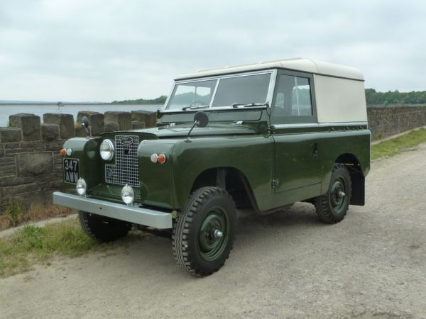 1962 Land Rover Series 2a Sel 63 000 Miles