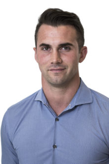 Nic D. DiGiuseppe - Business Manager