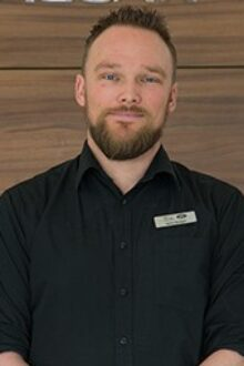 Glenn Budgell - Assistant Parts Manager