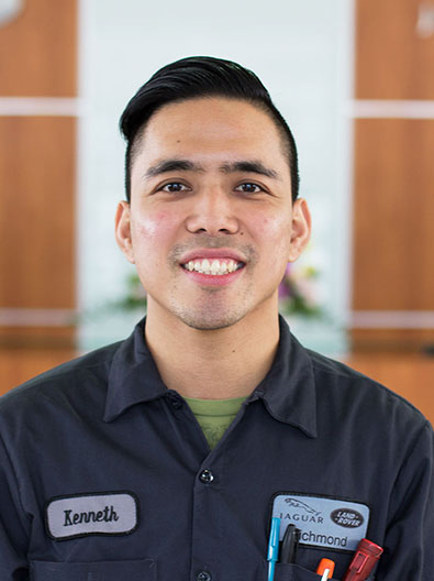 Kenneth Cruz - Land Rover Technician