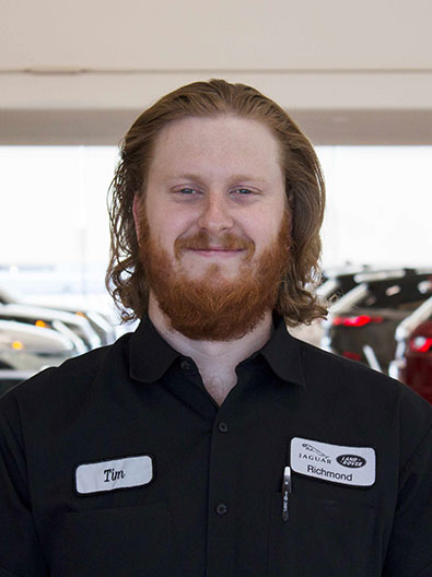 Tim Woodhouse - JAGUAR LAND ROVER TECHNICIAN