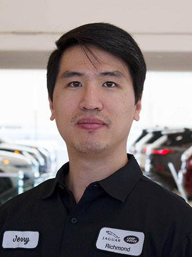 Jerry Liu - JAGUAR LAND ROVER TECHNICIAN