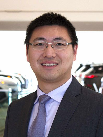Josh Yang - Business Office Manager