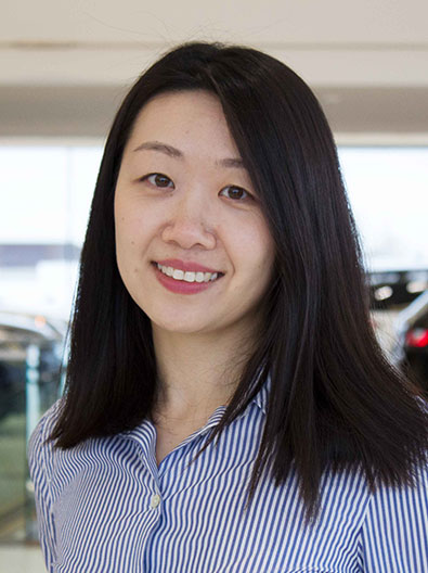Chang Shu - Business Office Manager