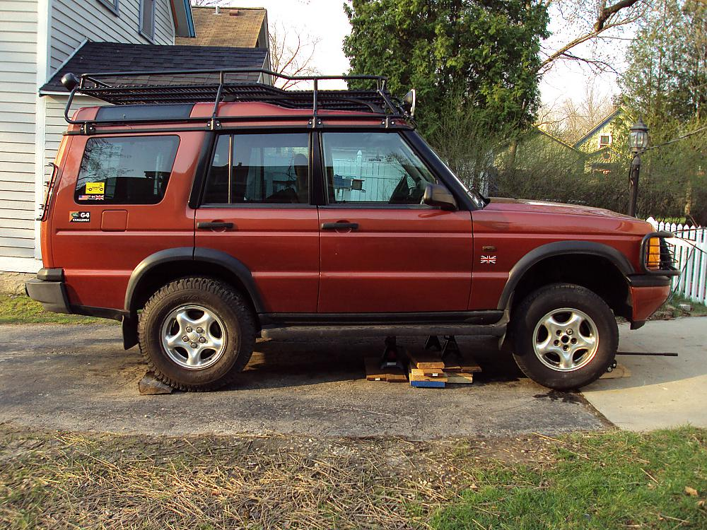 2 Rover 275 Tires Discovery Land 70 16