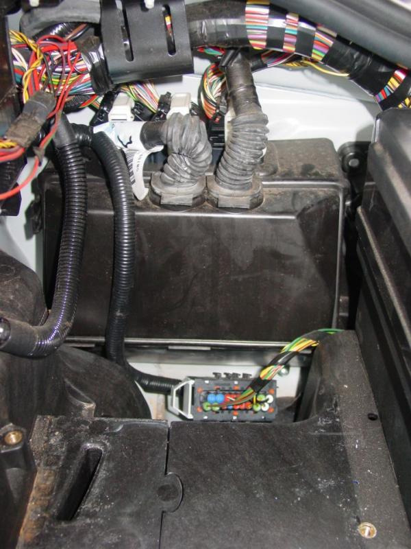 dual battery system wiring diagram ceiling fan double switch engine fault, parking break, hdc etc - page 6 land rover forums : and range ...