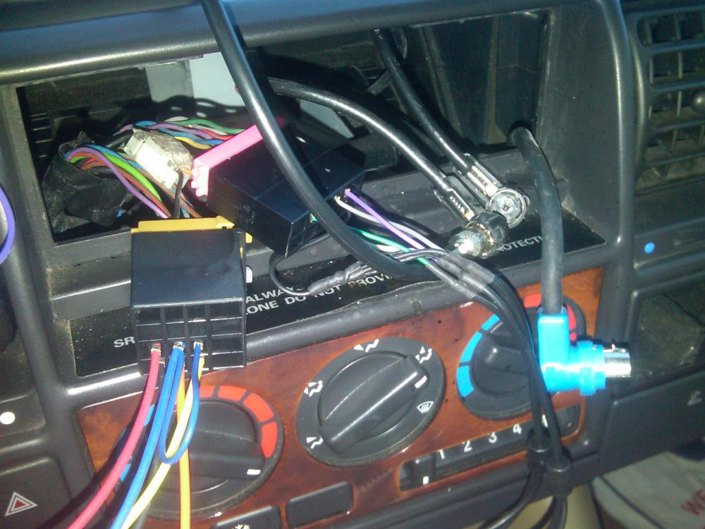 radio plug wiring diagram 1998 saturn sl2 new install in 98 disco - land rover forums : and range forum