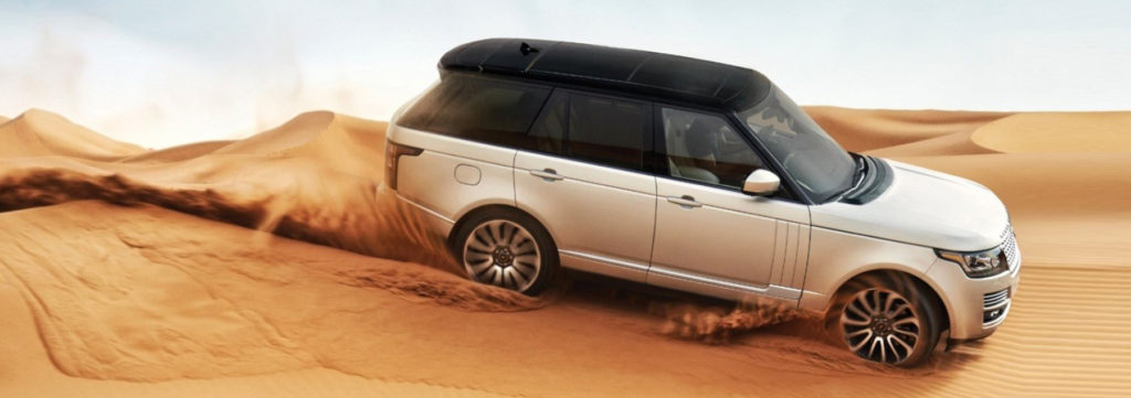 The iconic 2018 Range Rover