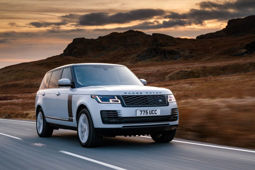Range Rover Gets A More Potent Twin-Turbo Diesel For 2019