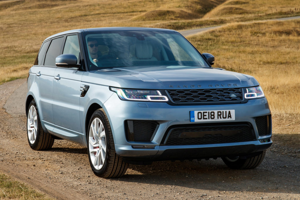 New Range Rover Sport P400e HSE review