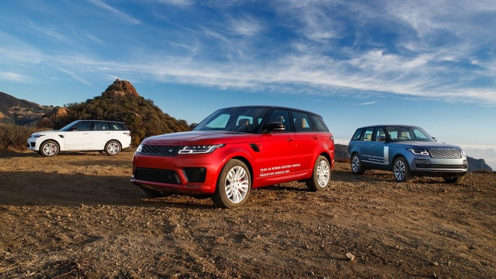 2019 RANGE ROVER SPORT P400E PLUG-IN HYBRID REVIEW