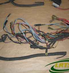 nos genuine santana land rover wiring harness part 169545 [ 1066 x 800 Pixel ]