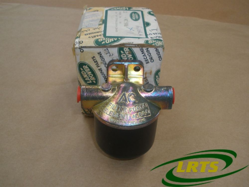 medium resolution of nos genuine fuel filter v8 twin carburetor land rover defender disco rrc part nrc9786