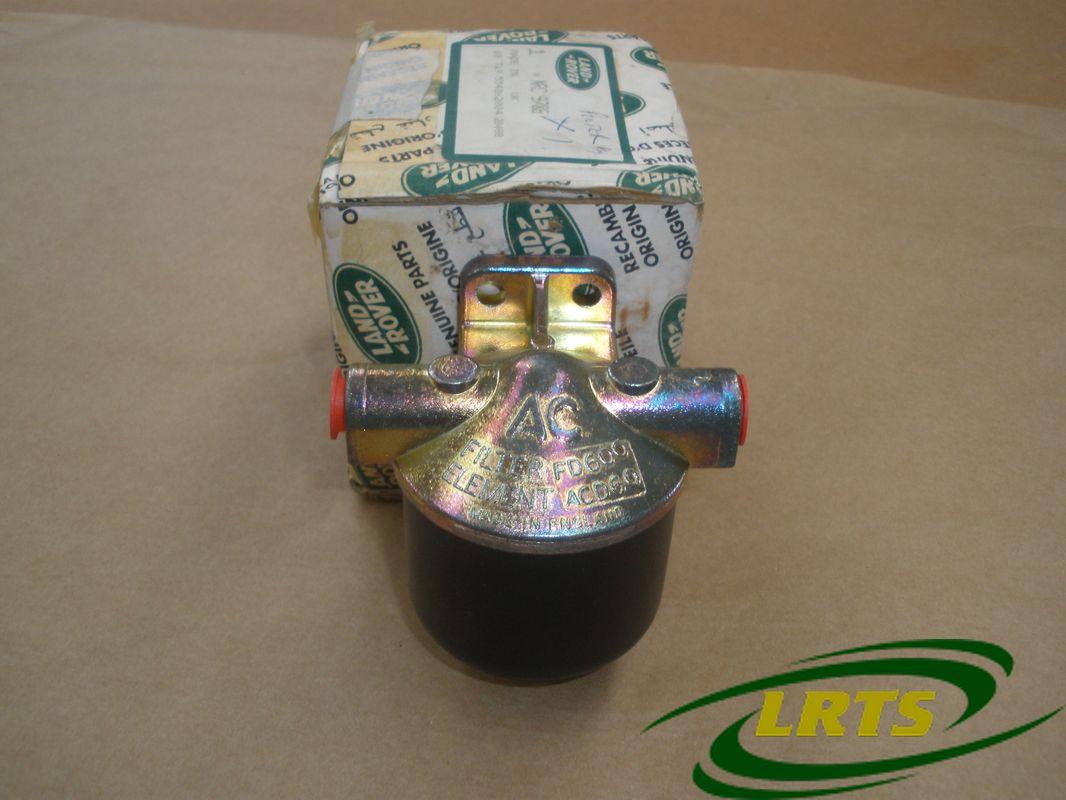 hight resolution of nos genuine fuel filter v8 twin carburetor land rover defender disco rrc part nrc9786