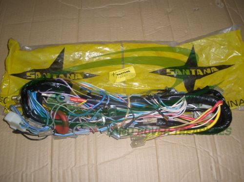 small resolution of genuine santana land rover 88 ligero dash wiring harness loom part 172608