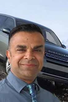 PETER ATWAL - DIRECTOR OF FINANCIAL SERVICES MANAGERS