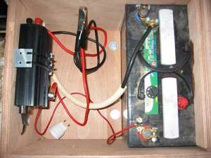 Landroverweb  Fitting a basic split charge system and relay  Landroverweb