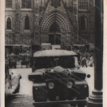 Barcelona Cathedral 1955