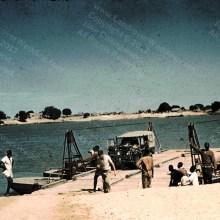Ferry Crossing River Chari