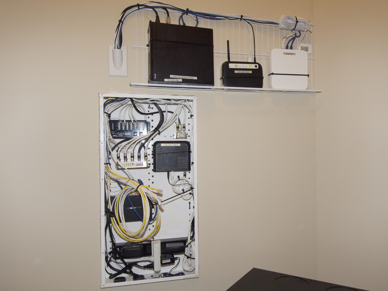 Structured Wiring Our Structured Wiring Systems Will Give You Easy