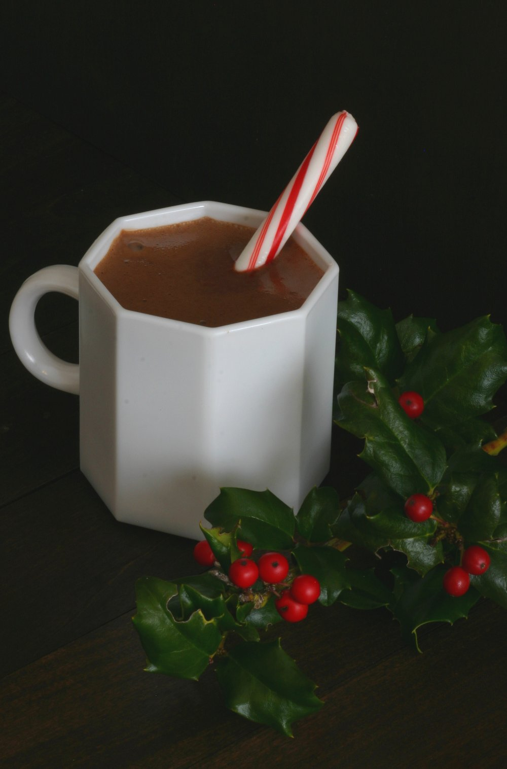 A 10-minute recipe for rich and decadent Vegan Hot Chocolate. Three optional variations: Mocha, Peppermint, and Mexican-style.
