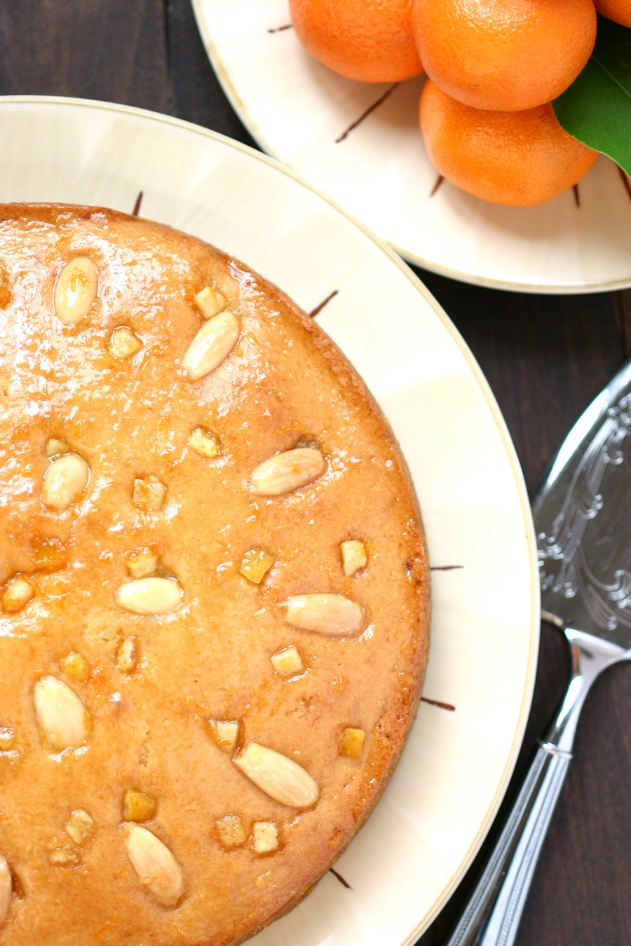 Tuscan Olive Oil Cake Recipe