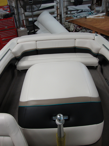 Original and Custom Boat Covers  LS Auto Trim