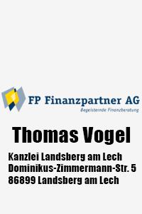 Thomas Vogel - FP Finanzpartner AG