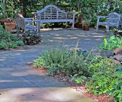 small patio design - tips