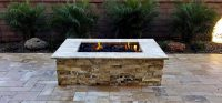 Outdoor Fire Pit - Arizona Living Landscape & Design