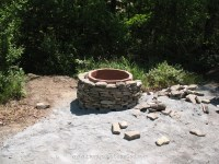 Viewing Album: Fire Pit Construction